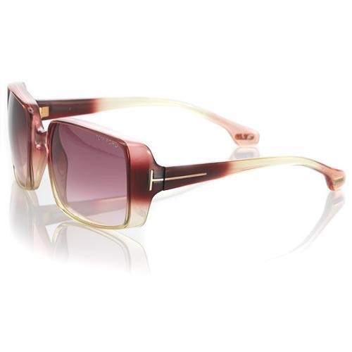 Tom Ford Julia Ombre Sunglasses
