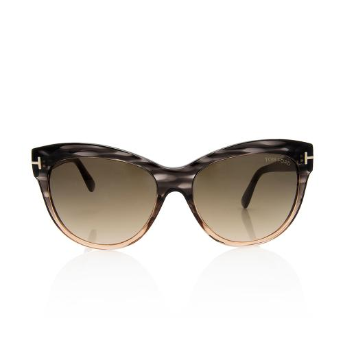 Tom Ford Lily Cat-Eye Sunglasses