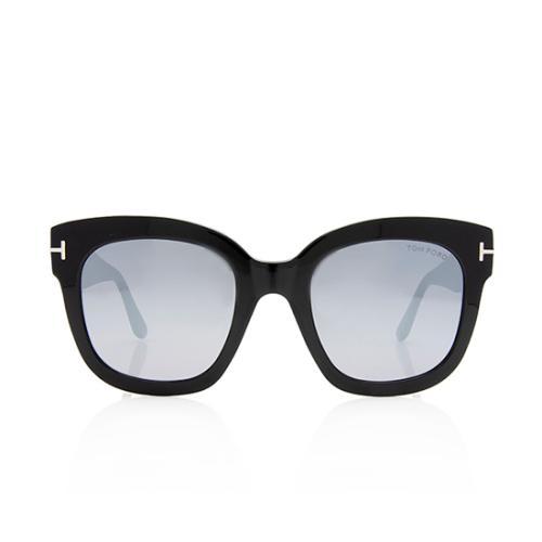Tom Ford Mirrored Beatrix Sunglasses