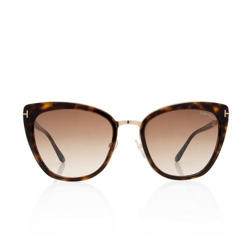 Tom Ford Simona Cat Eye Sunglasses