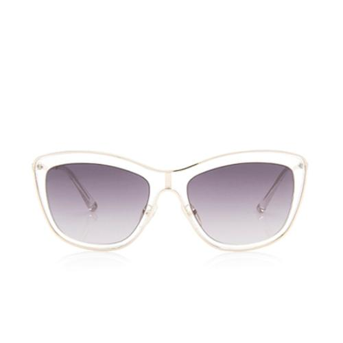 Valentino Metal Edge Sunglasses