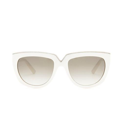 Valentino Round Sunglasses