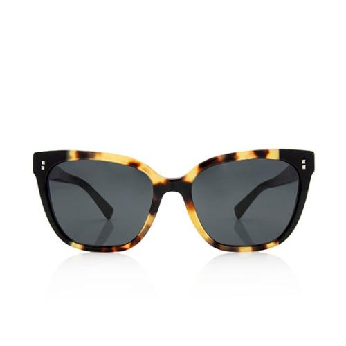 Valentino Square Sunglasses