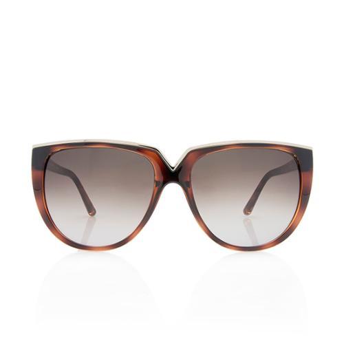 Valentino V Notch Sunglasses
