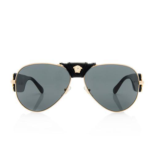Versace Baroque Medusa Sunglasses