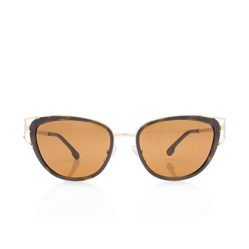 Versace Cat-Eye Sunglasses