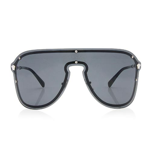 Versace Frenergy Visor Shield Sunglasses
