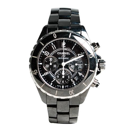 Chanel J12 41mm Chronograph COSC Watch