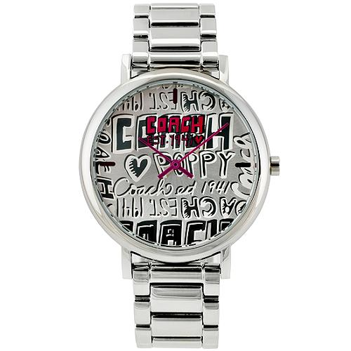 Coach Poppy Bracelet Watch