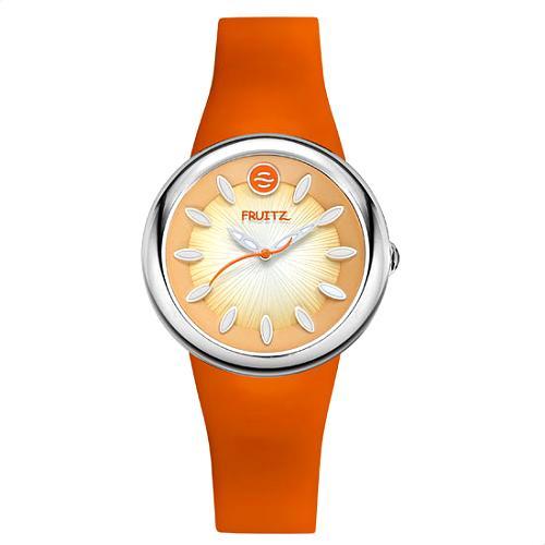 Fruitz Orange Watch