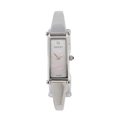 Gucci Stainless Steel Thin Watch
