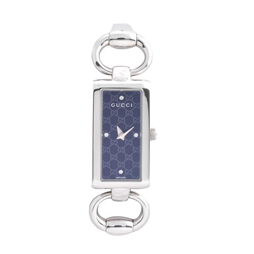 Gucci Tornabuoni Diamond Dial Watch