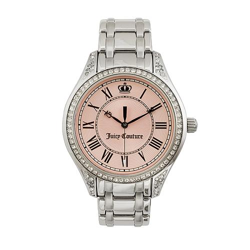 Juicy Couture Lively Stainless Steel Watch