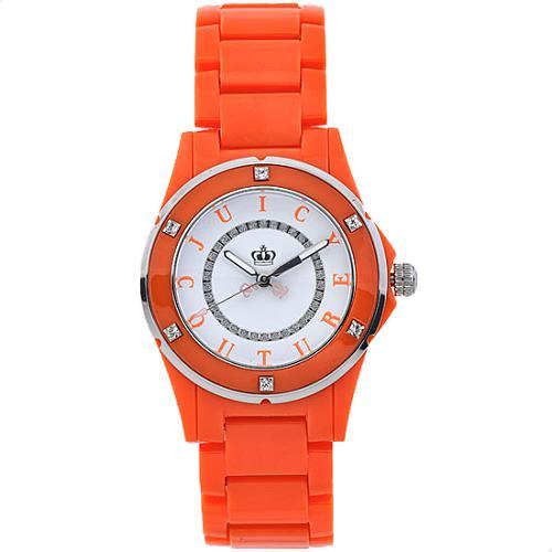 Juicy Couture Rich Girl Orange Bracelet Watch