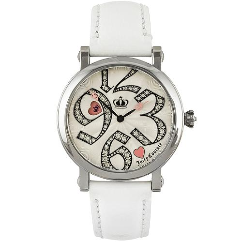 Juicy Couture Rotating Disc Watch
