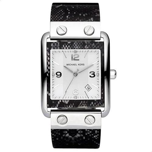 Michael Kors Animal Print Watch