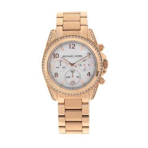 Michael Kors Blair Chronograh Watch