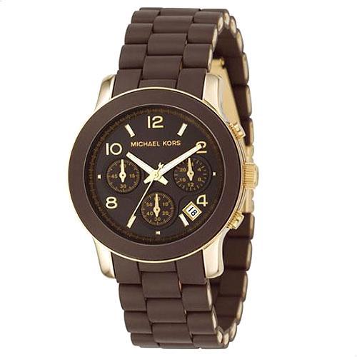 Michael Kors Chocolate Watch - FINAL SALE