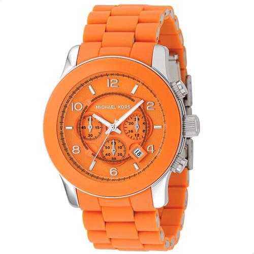 Michael Kors Orange Watch