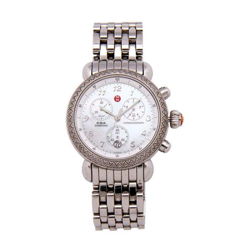 Michele Diamond CSX Chronograph Watch
