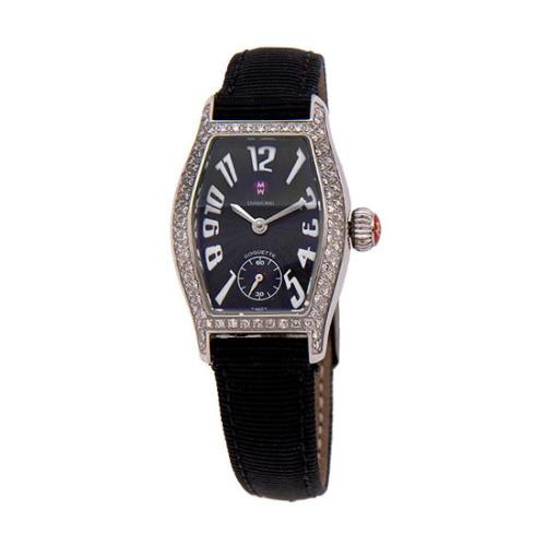 Michele Diamond Petite Coquette Watch