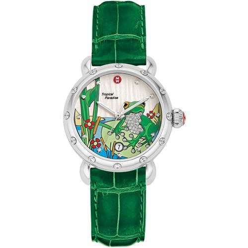 Michele Frog Watch