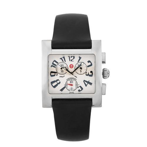 Michele MW2 24mm Chronograph Watch