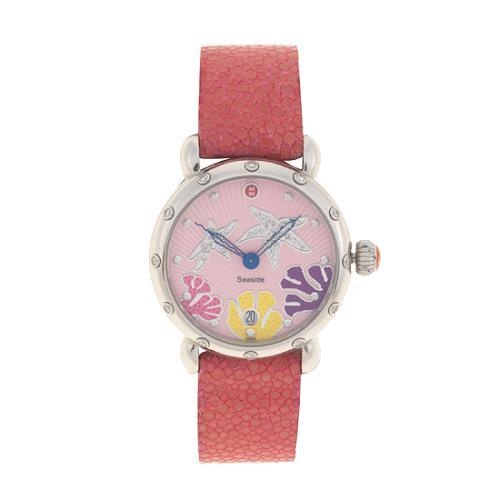 Michele Seaside Diamond Watch