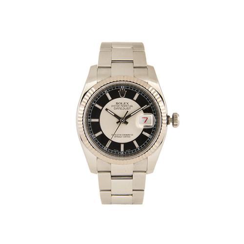 Rolex Tuxedo Watch