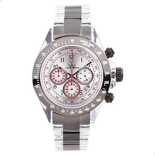 ToyWatch Heavy Metal Chronograph Watch