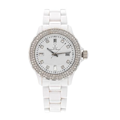 ToyWatch Pave Dial Watch