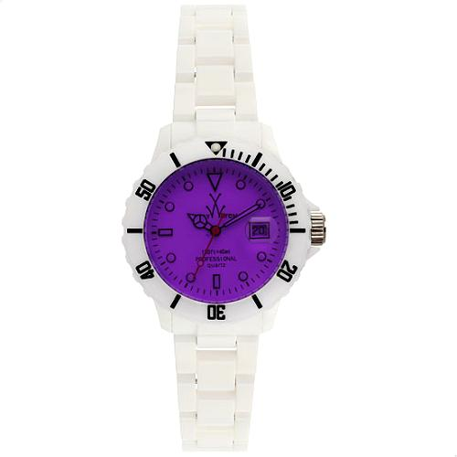 ToyWatch Purple Face Watch