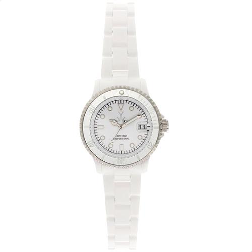 ToyWatch White Watch